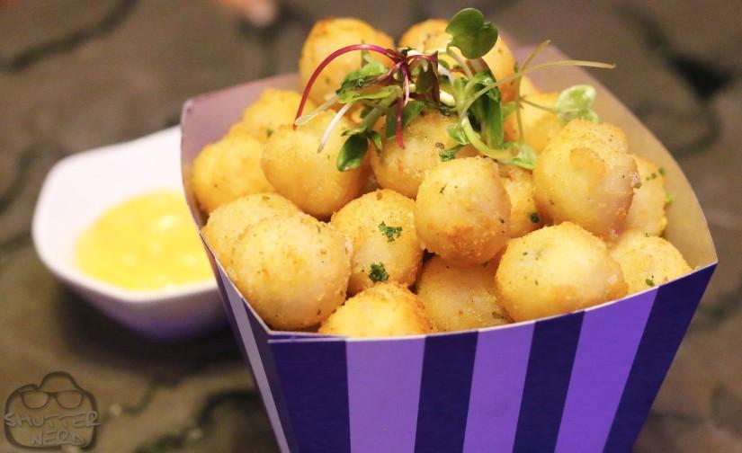 Mysore Vada Popcorn